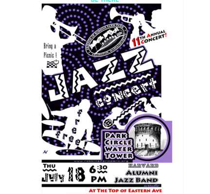 11th ANNUAL JAZZ CONCERT!