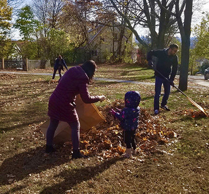 RECAP of Fall Cleanup Day 2019