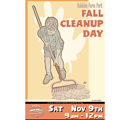 FALL CLEANUP DAY – Help Out the Place You Love!