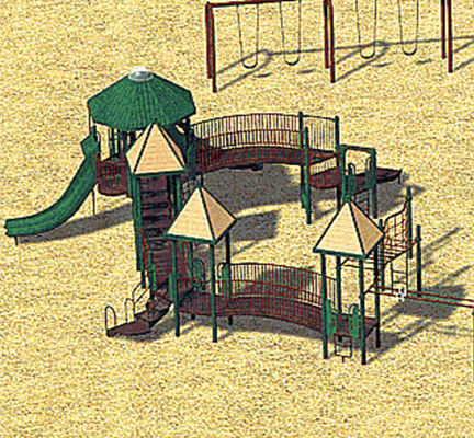 Robbins Farm Park Playground now OPEN – Guidelines