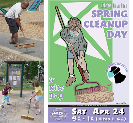 Spring Community Cleanup Returns – Sign Up!